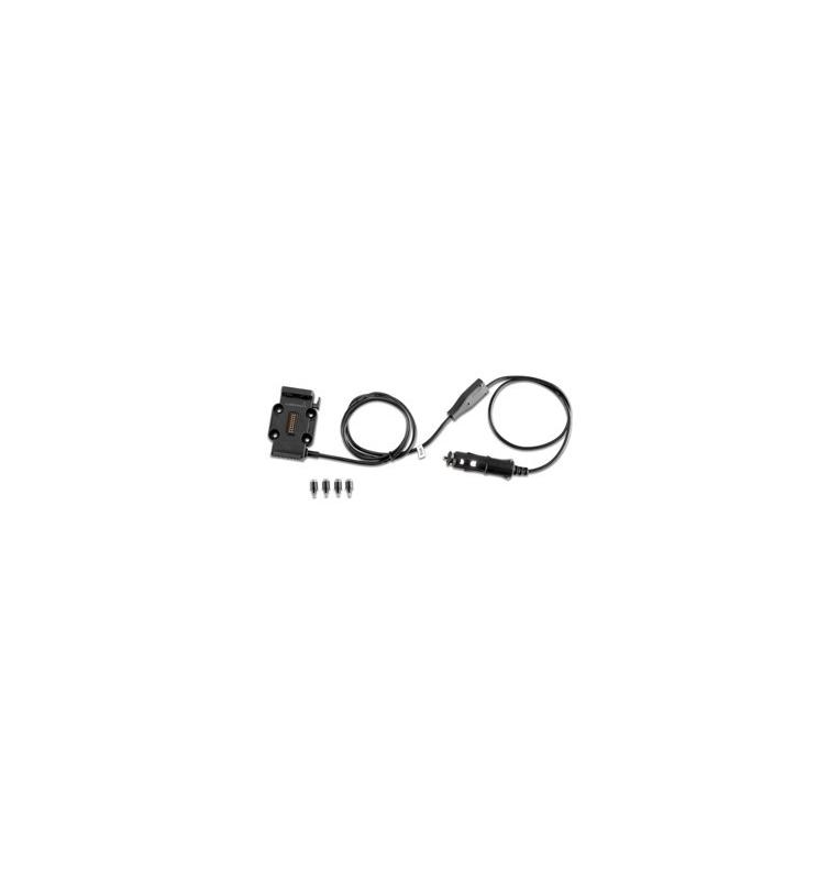 Câble allume-cigare + audio pour Aera 500/550