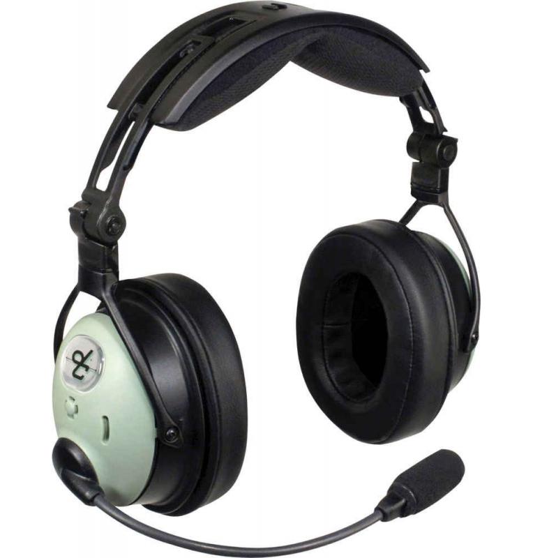 Casque David Clark DC ONE-XP : LEMO - actif ENC technology - câble droit