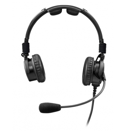 Casque Telex Airman 8 actif ANR ultra-léger double jacks aviation