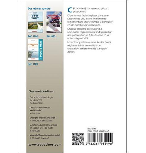 La réglementation du pilote privé avion 9e édition