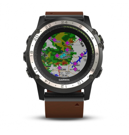 Montre GPS aviation Garmin D2 Charlie