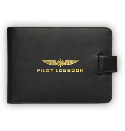 Porte document avion PILOT LOGBOOK