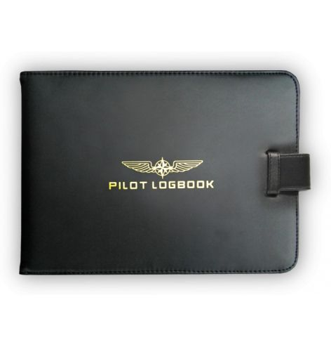 Porte document avion PILOT LOGBOOK JAR/FCL