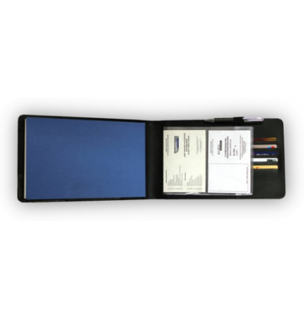 Porte document avion PILOT LOGBOOK PROFESSIONAL