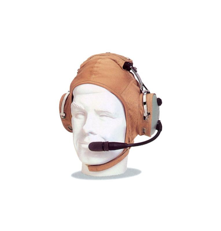 "David Clark - casque en toile (7,5"")"