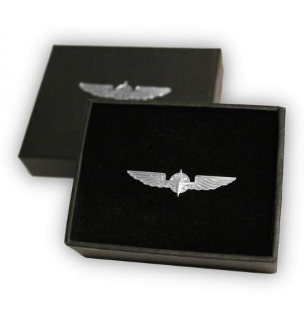 Insigne Medium Design 4 Pilots - Or ou Argent