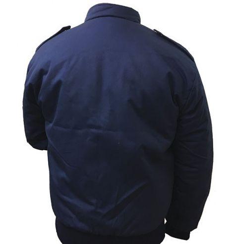 Veste pilote bleu marine - GFJ001 POOLEYS