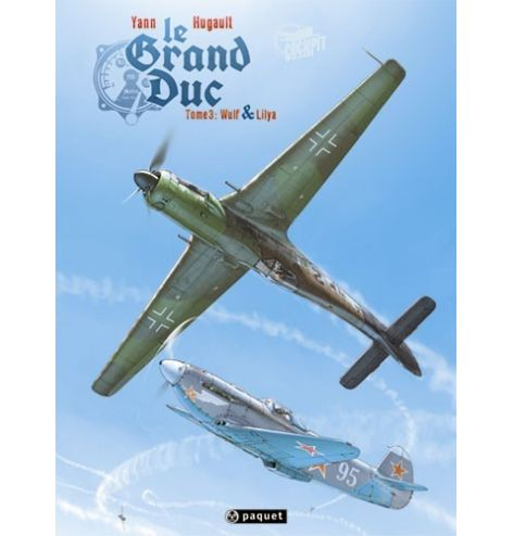 Yann Hugault - Le Grand Duc Tome 3