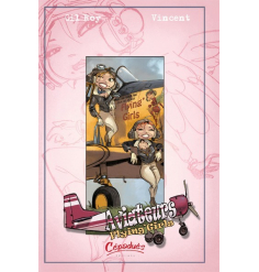 Gil Roy & Vincent - Aviateurs Tome 3 - Flying girls