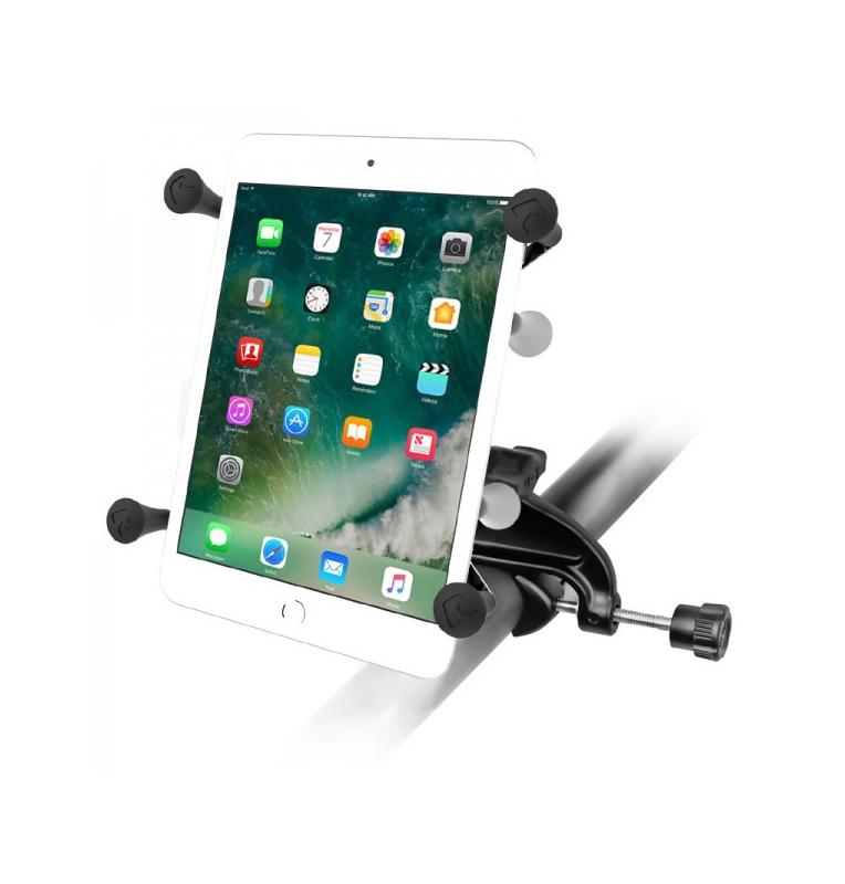 """Support universel X-Grip® UN7 pour tablettes de 7/8"""" avec base étrier (yoke)"""