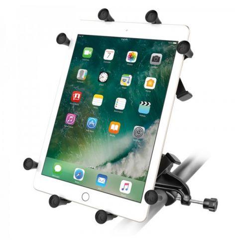 """Support universel X-Grip® UN7 pour tablettes de 9/10"""" avec base étrier (yoke)"""