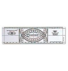 Règle de navigation Jean CRAS grand modèle