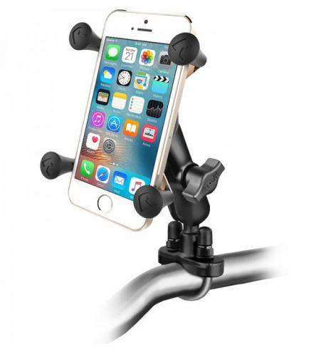 """Support de guidon X-Grip® UN7 pour smartphone moins de 5"""""""