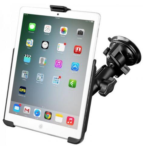 Support ventouse pour iPad mini 1-3 sans coque ou protection