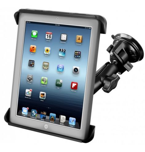 Fixation universelle ventouse pour TabletPC Apple HP