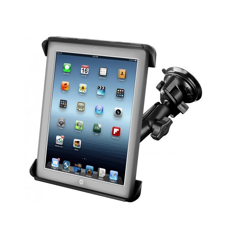 Fixation universelle ventouse pour TabletPC Apple HP