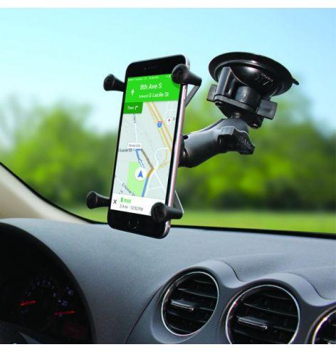 """Kit ventouse X-Grip® UN7 pour smartphone moins de 5"""""""