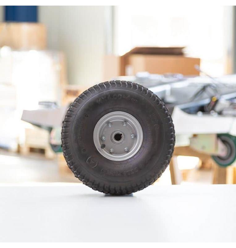 Kit de pneus tout-terrain (2 pièces) pour TF1 & TF2