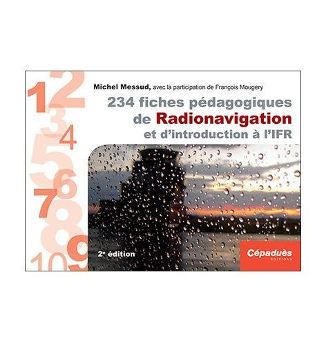 234 fiches pédagogiques de Radionavigation et d'introduction à l'IFR