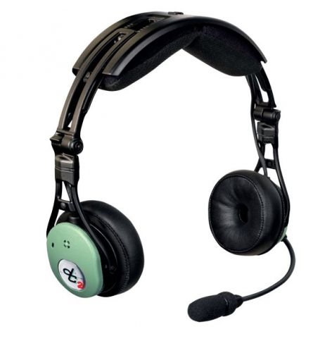 Casque David Clark DC PRO-X2 - actif ENC technology - câble droit