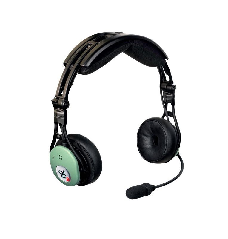 Casque David Clark DC PRO-X2 : LEMO - actif ENC technology - câble droit