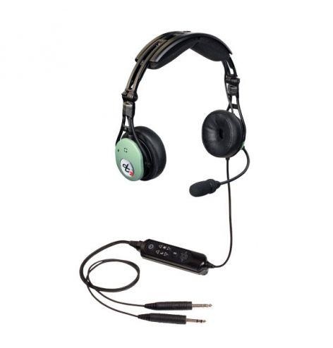 Casque David Clark DC PRO-X2 - actif ENC technology - câble droit