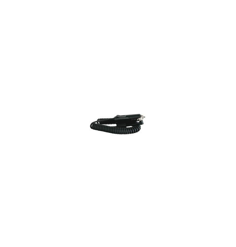 Câble d'alimentation enroulé de 1,5 m, allume-cigarette prise de courant