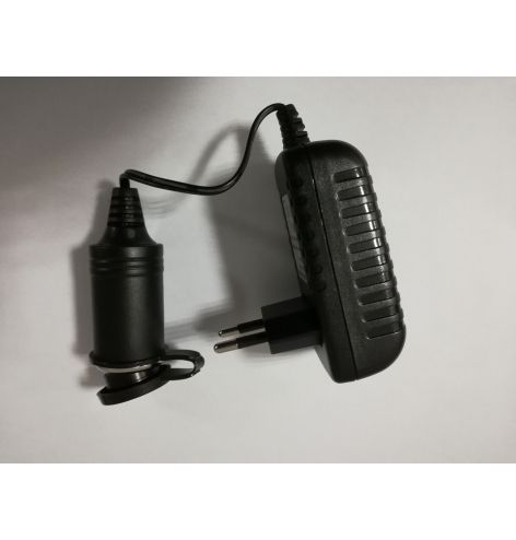 Adaptateur 230V / allume cigare