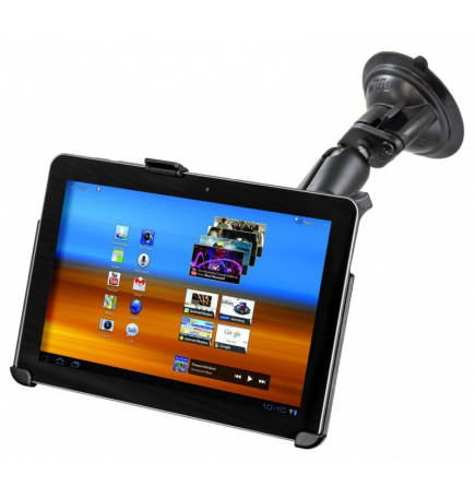 Support ventouse pour tablette Galaxy Tab 10""
