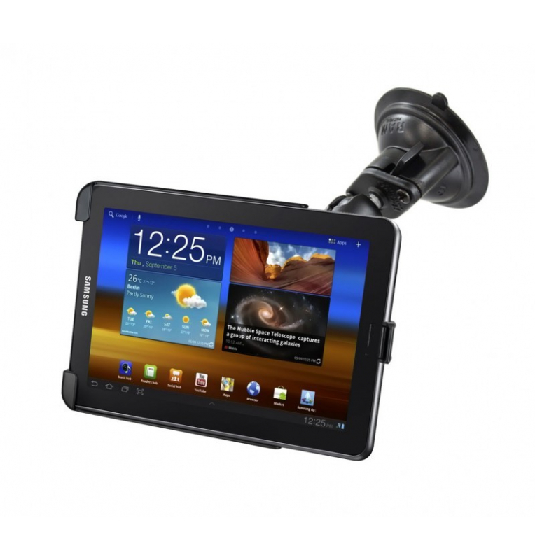 """Support ventouse pour tablette Galaxy Tab 7"""""""