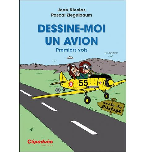 Dessine-moi un avion - 3e édition