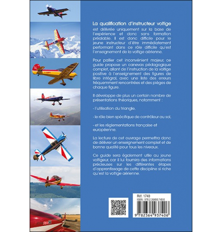 Guide de l'Instructeur Voltige et du Voltigeur 2e édition