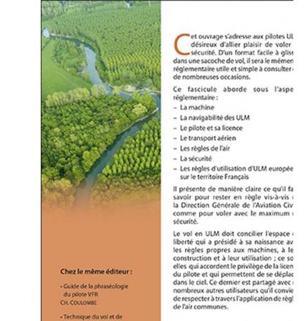 La réglementation ULM (8e édition)