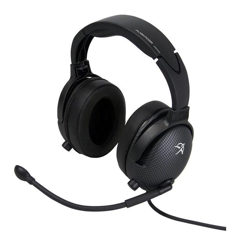 Casque Flightcom D90ANR