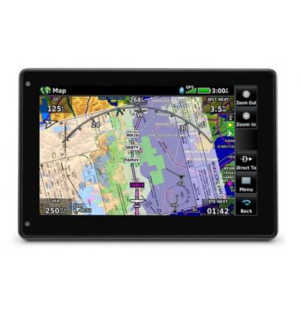 GPS portable aviation Garmin Aera 760