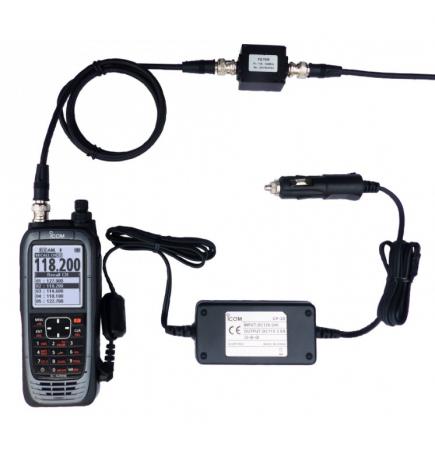 Radio Portable ICOM IC-A25CEFR Certifiée