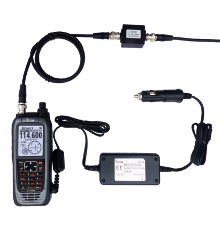 Radio Portable ICOM IC-A25NEFR Certifiée
