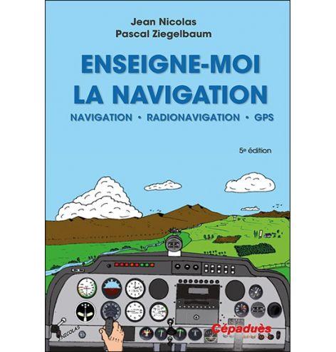 Enseigne-moi la navigation 5e éd couverture