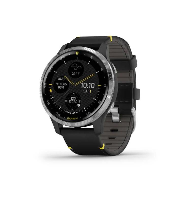 D2 ™ Air Montre GPS Garmin - heure