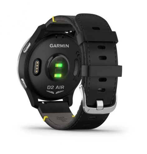 D2 ™ Air Montre GPS Garmin CAPTEUR DE PULSE OX