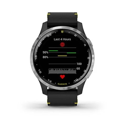 D2 ™ Air Montre GPS Garmin fréquence cardiaque