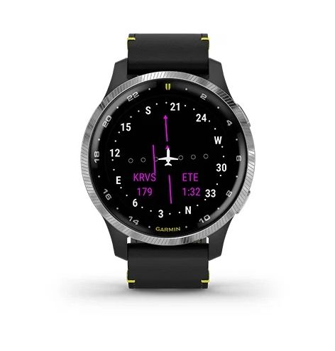 D2 ™ Air Montre GPS Garmin direction avion