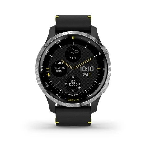 D2 ™ Air Montre GPS Garmin menu normal