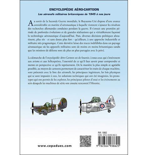 Encyclopédie aéro-cartoon - Laurent Chassard préface