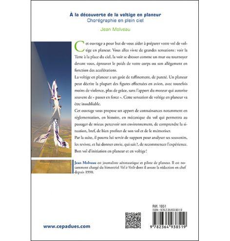 À la découverte de la voltige en planeur - Jean Molveau - préface