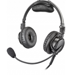 Casque Telex Airman 8 + on side