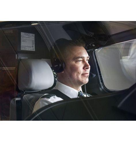 Casque Telex Airman 8 + pilote