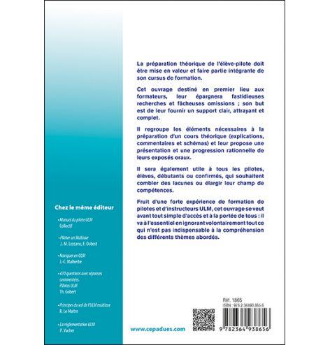 Comprendre pour mieux pratiquer l'ULM 5e édition, Didier Horn