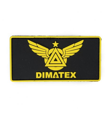 Patch PLATE NAME 2 - Dimatex