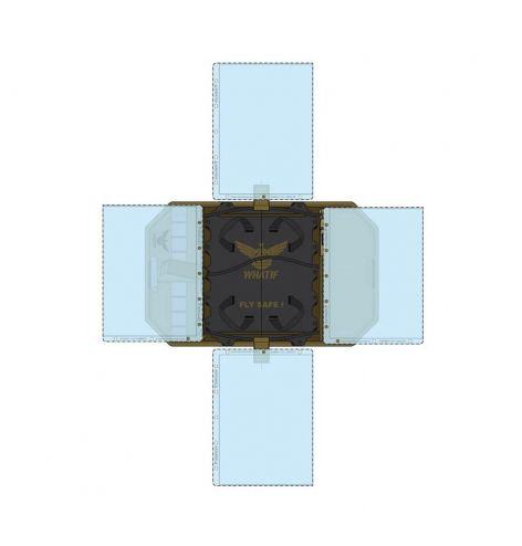 Planchette de Vol WHAT IF - Dimatex - beige